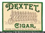 Dextel Cigars Felt