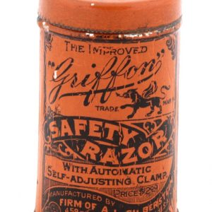 Griffon Safety Razor Tin