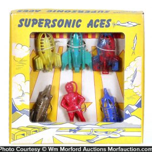 Supersonic Aces Toy Set