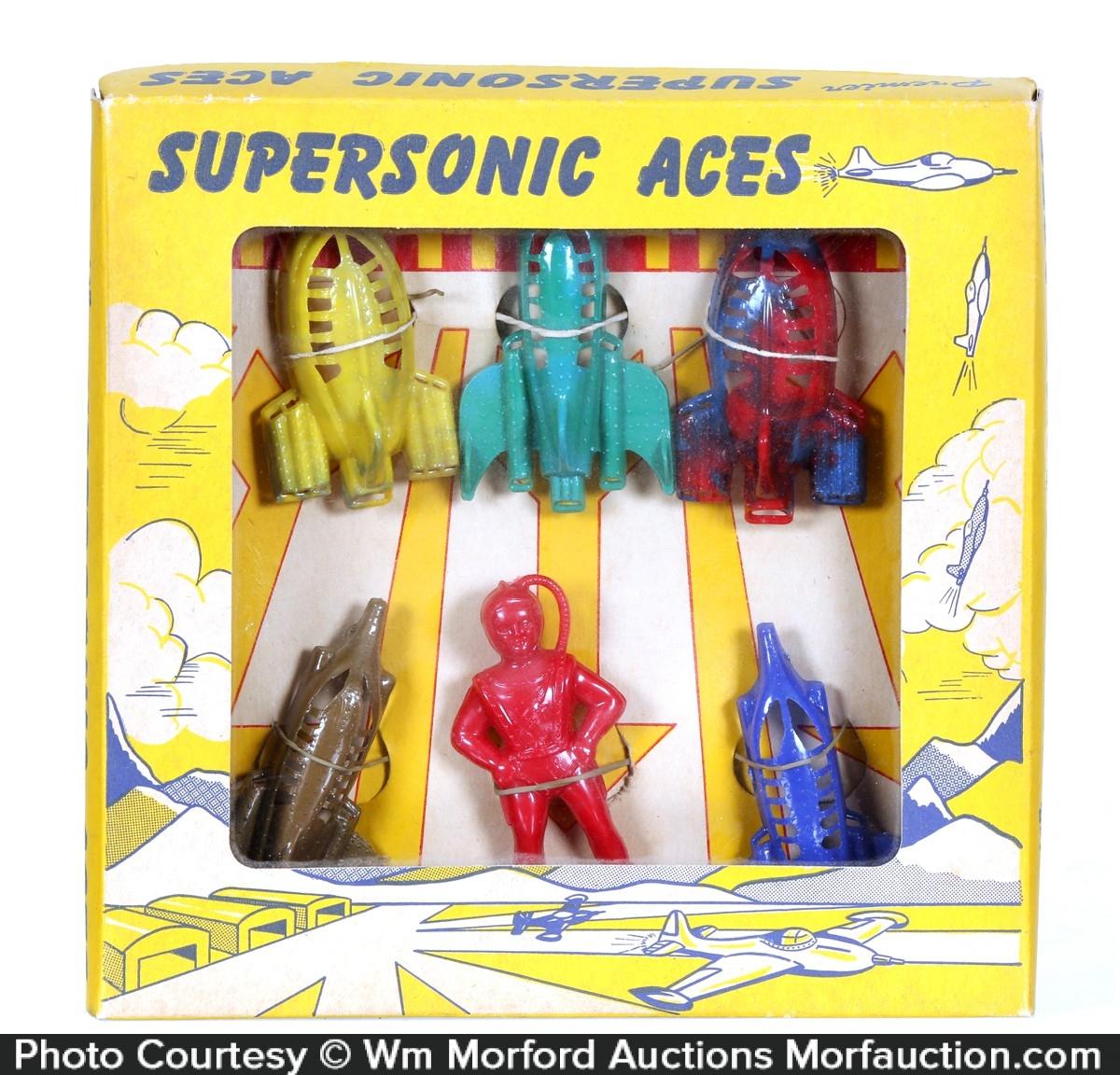 Supersonic Aces Toy Set