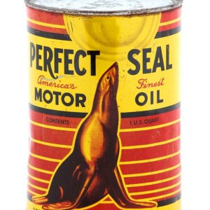 Perfect Seal Motor Oil Can