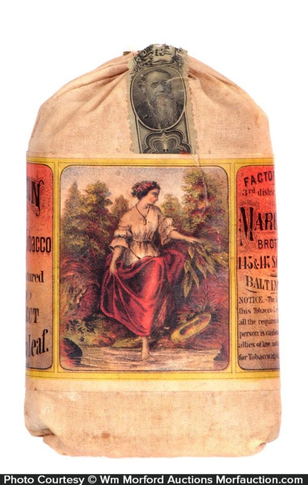 Virgin Tobacco Bag