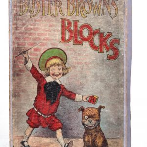 Buster Brown's Blocks