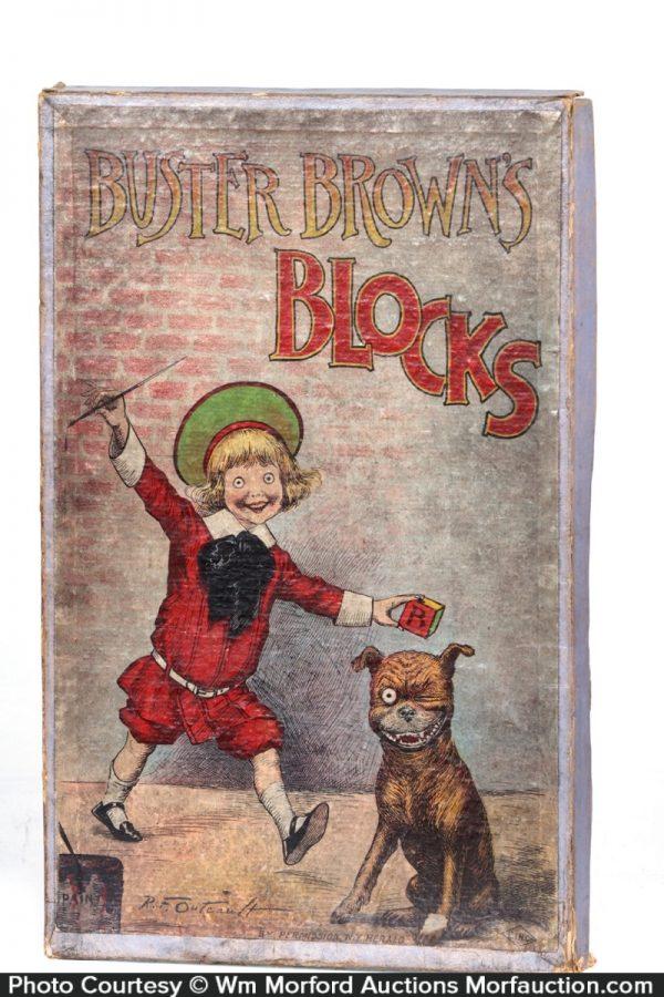 Buster Brown's Blocks