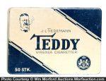 Teddy Cigarettes Tin