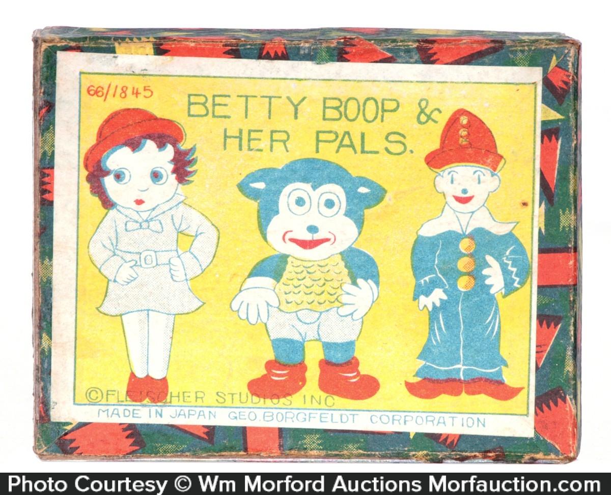 Betty Boop Bisque Set