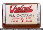 Trufruit Chocolate Soda Light
