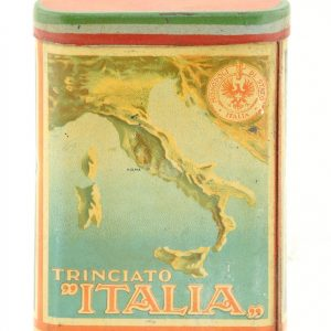 Italian Tobacco Tin