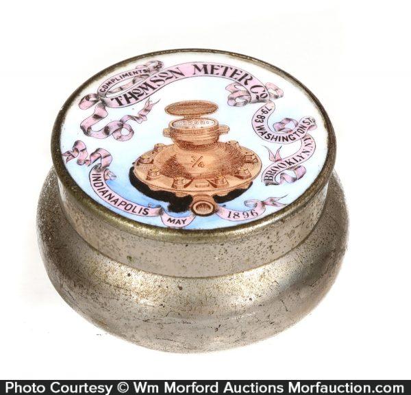 Thomson Meters Pin Holder