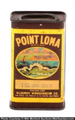Point Loma Spice Tin
