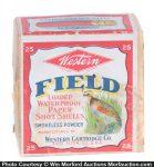 Western Field Shells Box