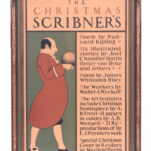 Scribner's Christmas Issue Poster