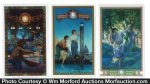 Maxfield Parrish Pocket Calendars