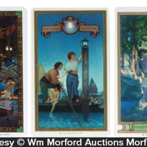 Maxfield Parrish Pocket Calendars