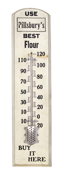 Pillsbury Flour Thermometer