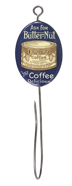 Butter-Nut Coffee Bill Hook