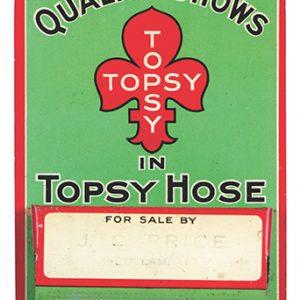 Topsy Hose Match Holder