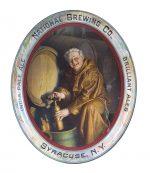 National Brewing Company Tray