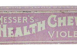 Messer's Health Chew Gum Tin