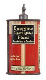 Energine Cigar Lighter Fluid Tin