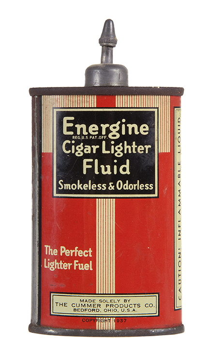 Energine Cigar Lighter Fluid Tin