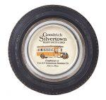 Goodrich Silvertown Tires Ashtray