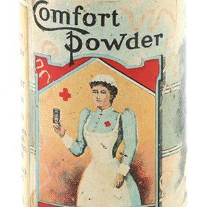 Comfort Medicated Powder