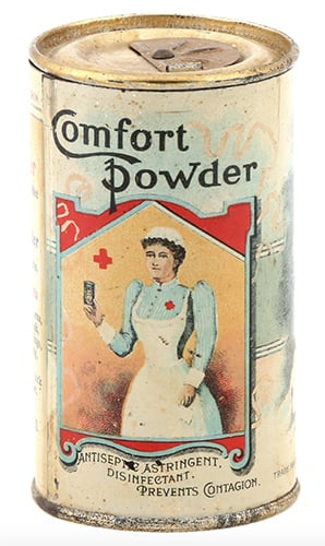 Comfort Medicated Powder