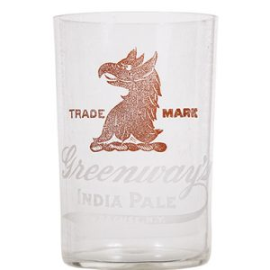 Greenway Brewing Co. Beer Glass