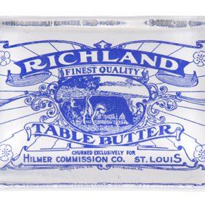 Richland Butter Paperweight