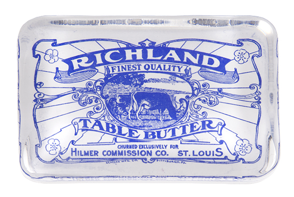 Richland Butter Paperweight