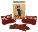 Cat Shoe Box