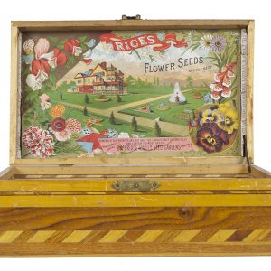 Rice's Flower Seed Box