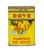 Dove Spice Tin