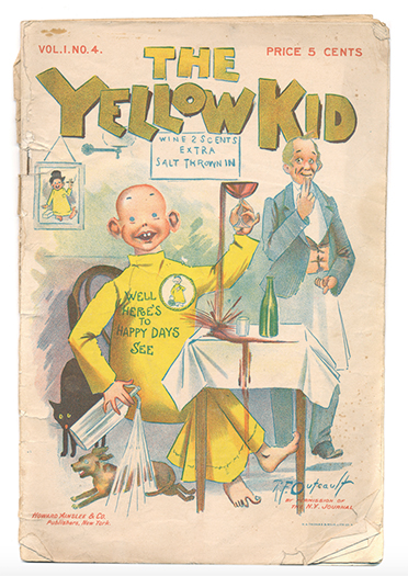 Yellow Kid Magazine