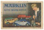 Marklin Toys Catalog