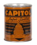 Capitol Lubrication Grease Can