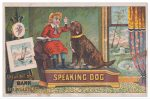 Speaking Dog Bank Card