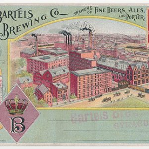 Bartels Brewing Co. Post Card