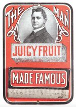 Juicy Fruit Match Holder