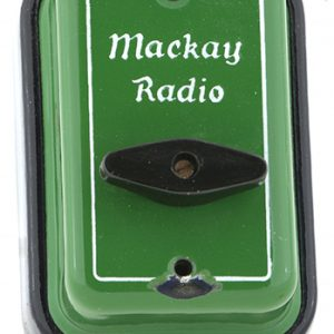 Mackay Radio Call Box