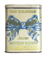 Gold Bond Tobacco Tin