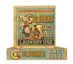 Colburn's Bag Blue Box