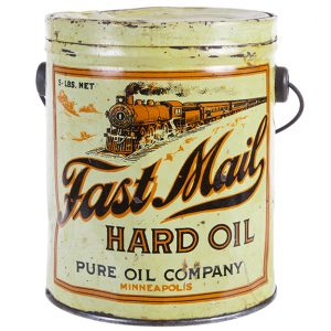 Fast Mail Oil Pail