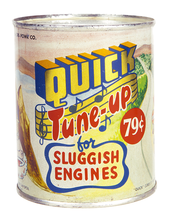 Quick Tune-Up Motor Additive Tin