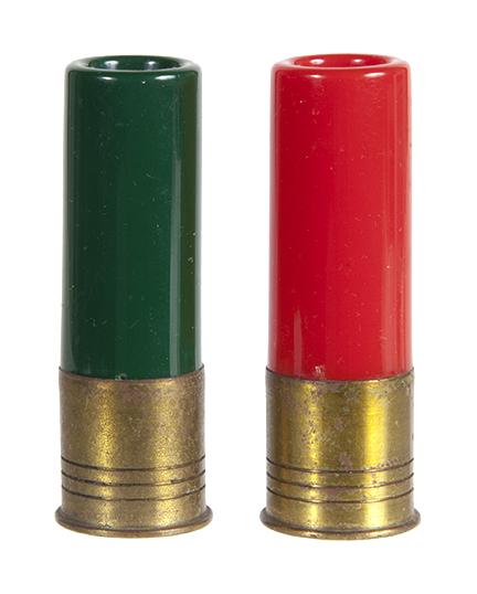 Shotgun Shell Salt & Pepper Shakers