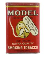 Unopened Model Sample Pocket Tobacco Tin