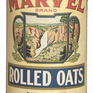 Marvel Oats Box