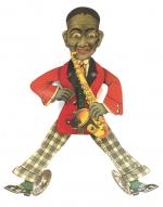 Dancing Jazz Musician Toy