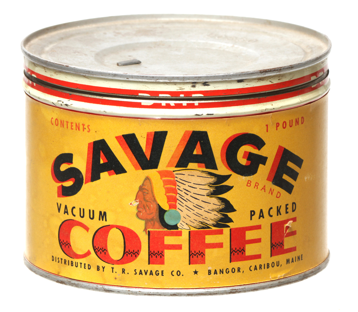 Savage Coffee Can